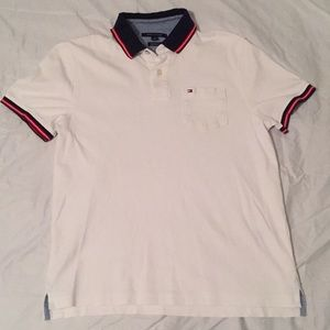 Tommy Hilfiger Custom Fit Polo